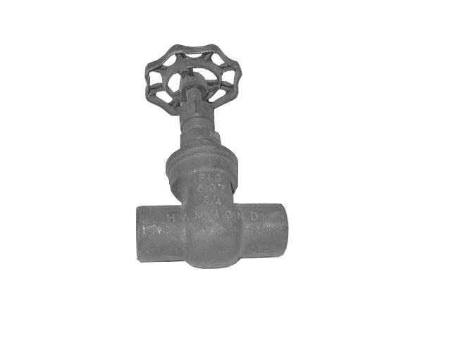 HAMMOND 3/4- SWEAT ON GATE VALVE