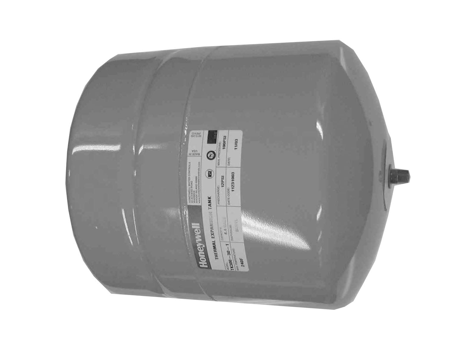 HONEYWELL SPARCO-TROL EXPANSION TANK 4.4 GALLON