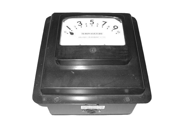 FLUE GAS TEMPERATURE GAUGE