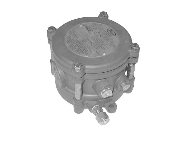 DWYER Series 1950G - Integral Explosion-Proof Pressure Switch