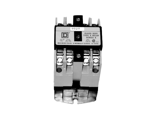 SQUARE D 8501 CONTROL RELAY
