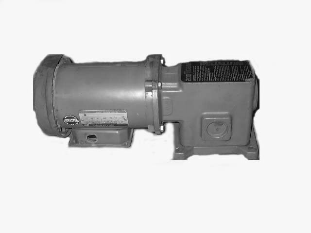 RELIANCE ELECTRIC GEAR MOTOR
