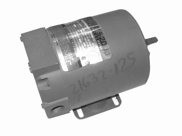 RELIANCE ELECTRIC MOTOR - P48H1301R-XU