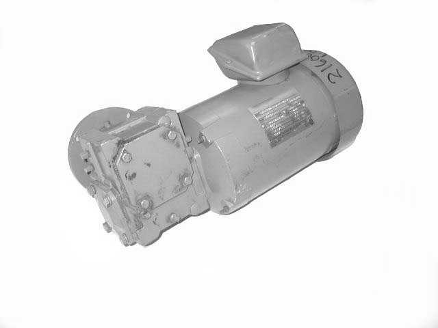 ELECTRA-GEAR GEAR MOTOR - CP50DTW-17RL12.5AS/Q