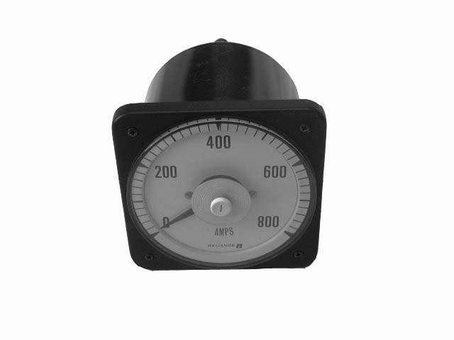 RELIANCE ELECTRIC AMP METER - 078150X/V