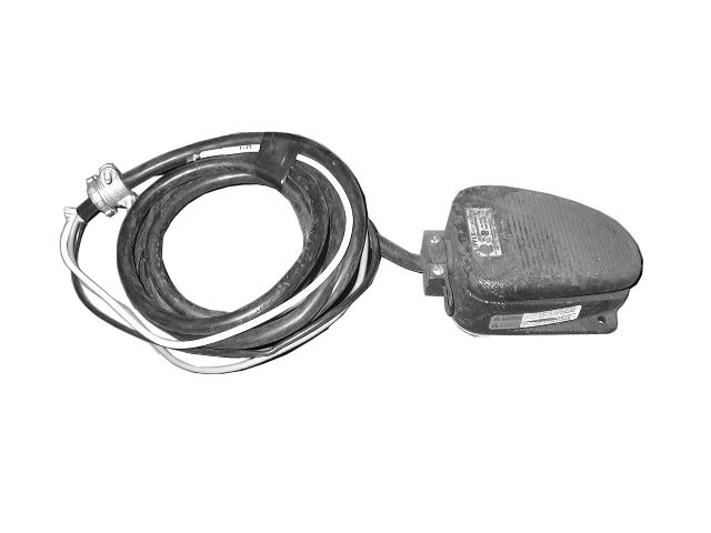 CLIPPER FOOT SWITCH 632-SC3