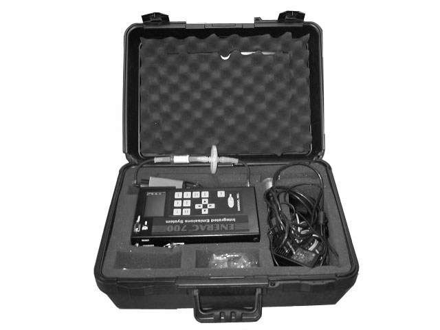 ENERAC M700 MULTI PARAMETER COMBUSTION ANALYZER