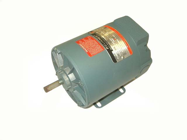 Reliance Electric Motor P48h1301p Qu Boiler Room