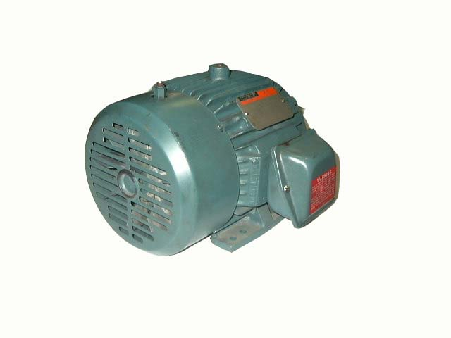 Reliance Electric Motor P18g3395 Boiler Room Equipment