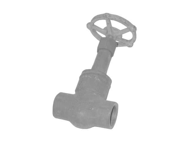 SMITH 1- WELD ON GATE VALVE